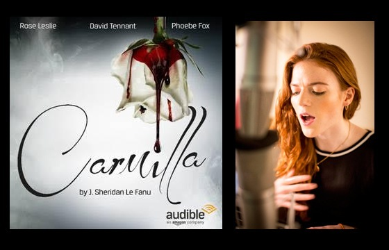Carmilla featuring Rose Leslie