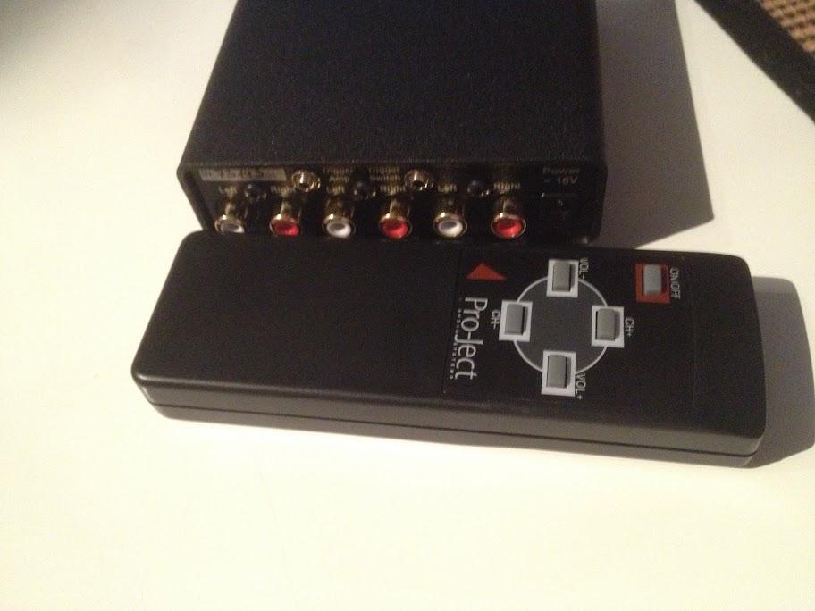 FS: Oaudio 500W plate amp, Pro-Ject Pre-Box preamp, AKG ...