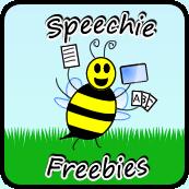 Speechie Freebies image