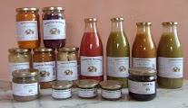 conserves fermières de légumes bio en Ardèche Rhône Alpes