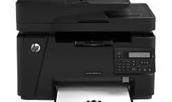 How to get HP LaserJet Pro MFP M127fn inkjet printer driver