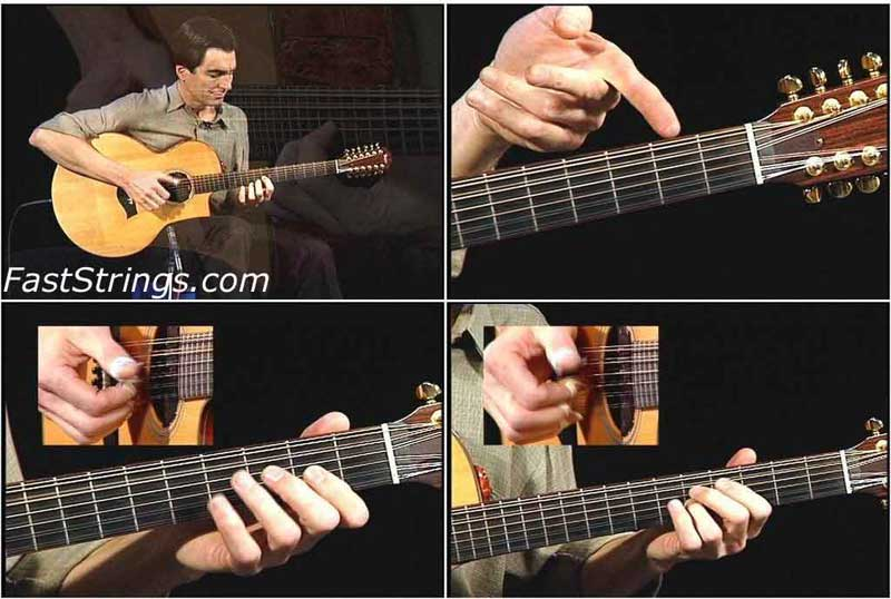 Chris Proctor - Techniques for Contemporary 12-String Guitar