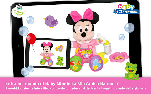 Baby Minnie Mia Amica Bambola apkmr screenshots 1