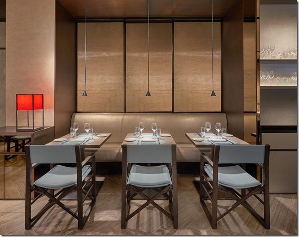 Emporio Armani_ristorante_dettaglio