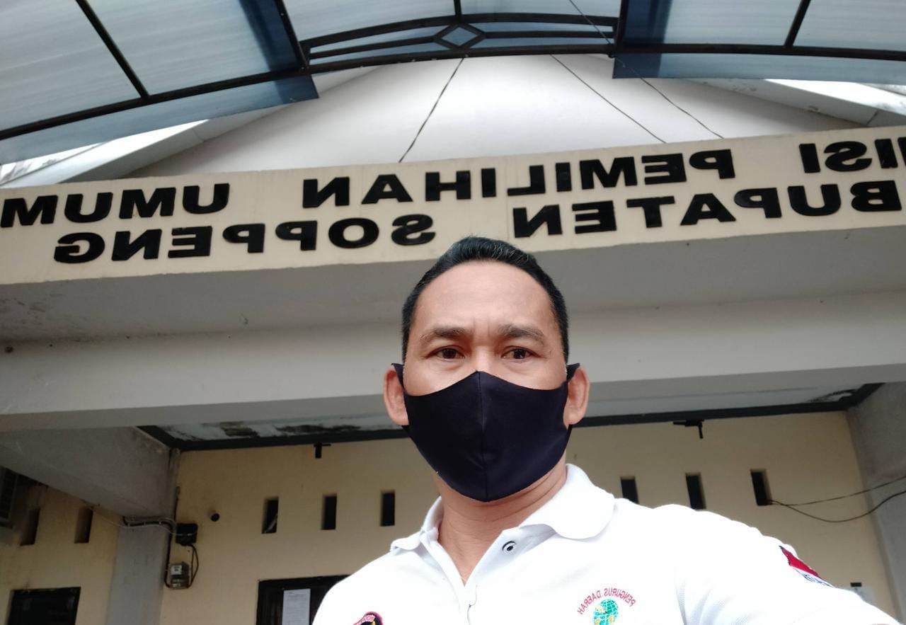 Ketua LSM LKMN Himbau Hadir ke TPS