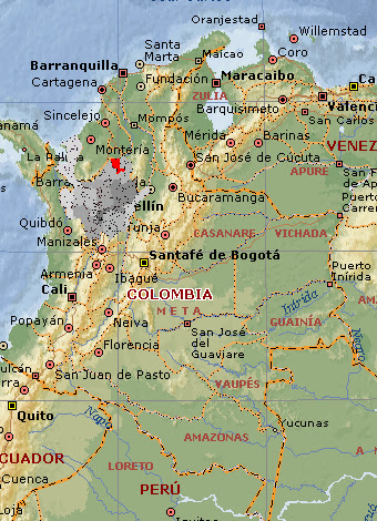 Diarios de V 20 Todos los Mapas de Colombia Online Gratis para