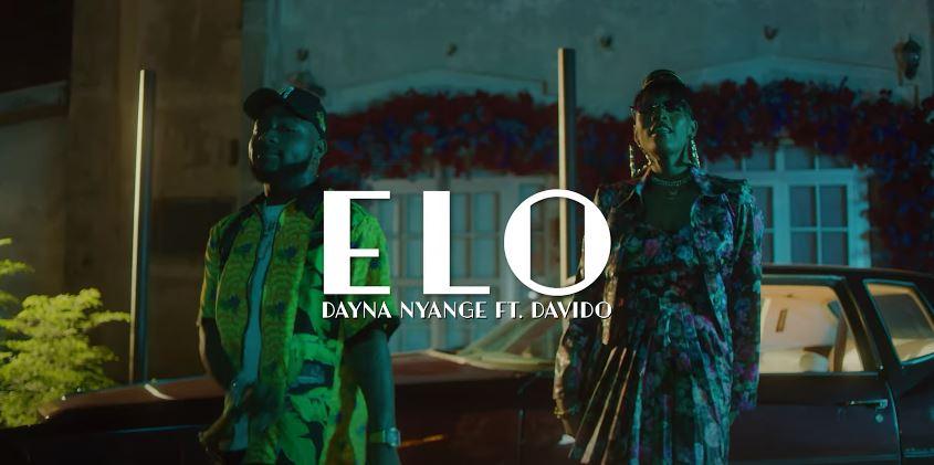 VIDEO: Dayna Nyange Ft. Davido - Elo   Mp4 Download