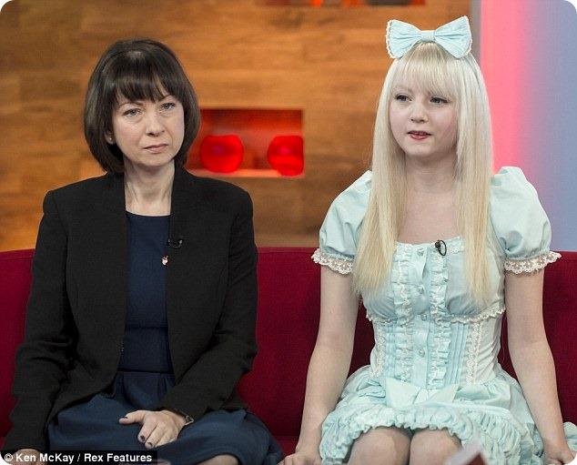 Margaret Palermo y su hija  (3)