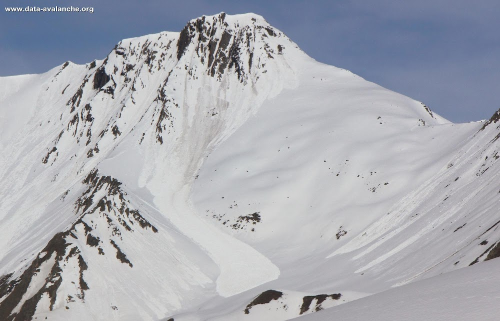 Avalanche Maurienne, secteur Pointe des Lauzettes - Photo 1