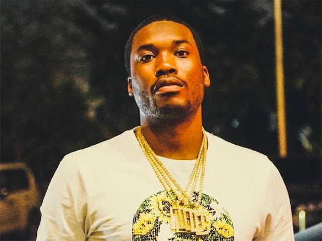 Police Arrested American Artiste Meek Mill In New York (See What He Did)