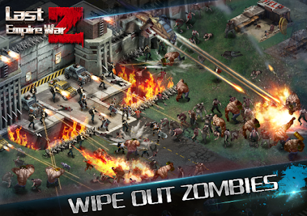 Last Empire-War Z Android apk
