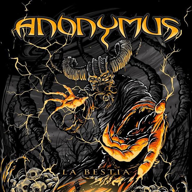 anonymus la bestia