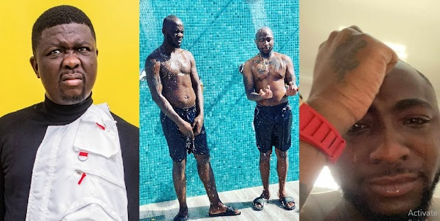 It's So Sad To See You Go Through All This Pain – Seyi Law Consoles Davido Over Obama DMW's Death
