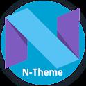 N-Theme CM 13 /12 icon