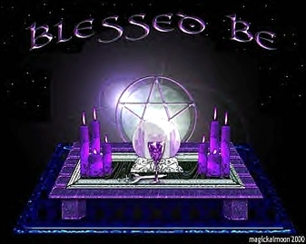 Blessed Be 1, Blessed Be