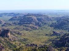 Escarpment country in Kakadu