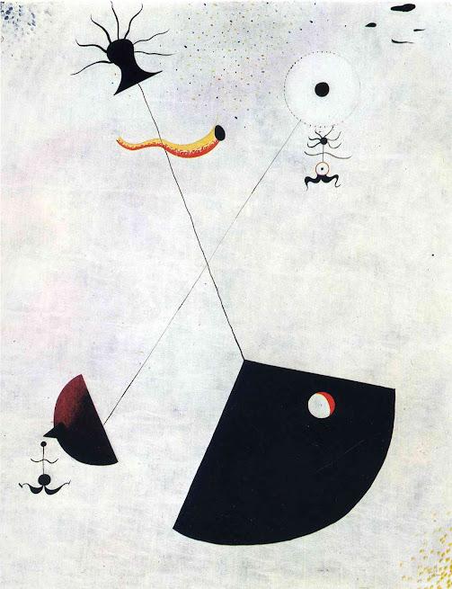 Joan Miró, moederschap