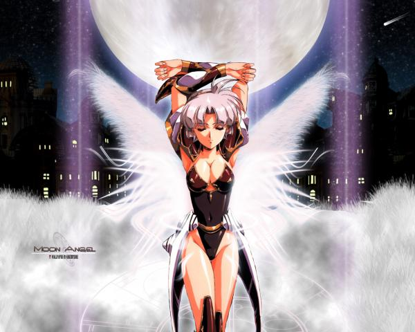Anime Moon Casting Angel, Angels 2