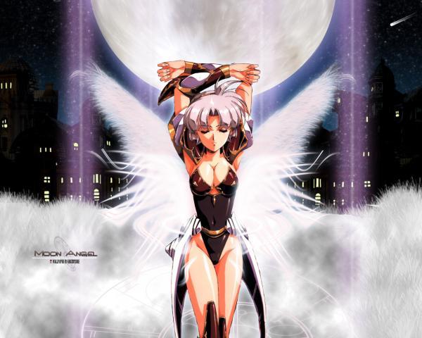 Anime Moon Casting Angel, Angels 2