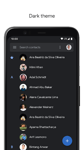 Contacts 3.30.2.327885095 Screenshots 3