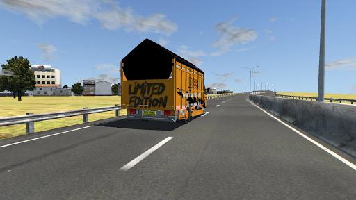 IDBS Indonesia Truck Simulator  screenshots 8