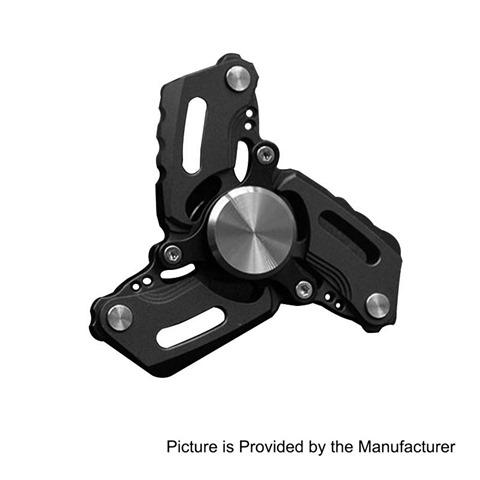 ckf-s-style-anti-anxiety-hand-spinner-fidget-toy-edc-black-aluminum-r188-bearing