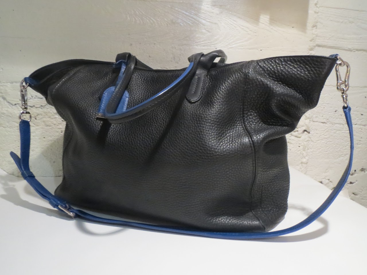 Cole Haan Pebbled Leather Tote