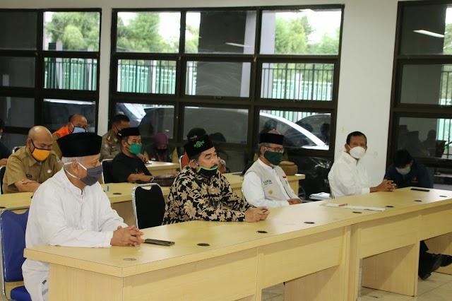 Bertambah Zona Hijau menjadi 38 Di Kota Bekasi, Walikota Izinkan Sholat Idul Fitri di Zona Hijau