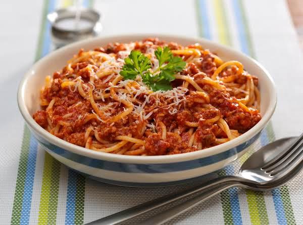 Meaty Italian Sauce Recipe