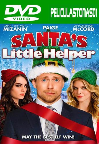 El ayudante de Santa (2015) DVDRip
