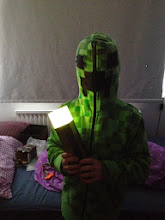 Photo: Creeper with torch