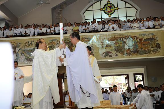 Khai Mạc Năm Thánh Dòng Giảng Thuyết 07.11.2015