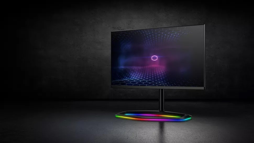 تطلق Cooler Master العنان لأربع شاشات ألعاب QHD جديدة عالية التحديث