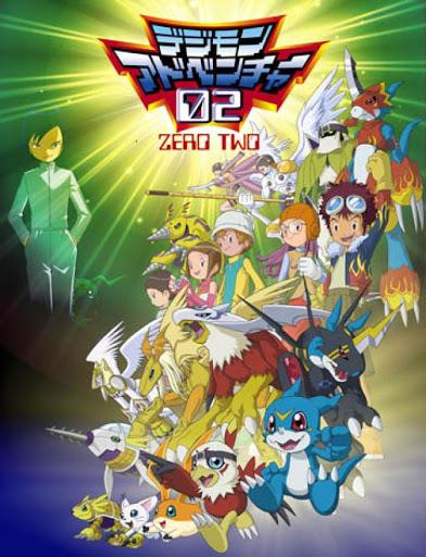 Digimon Adventure 02 ดิจิมอน แอดเวนเจอร์ 02 Vol.1-25 END [พากย์ไทย]