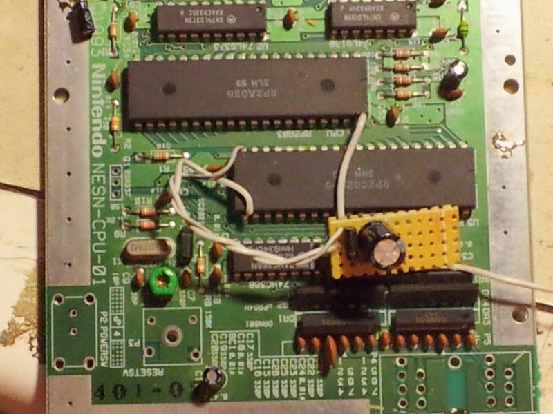 NES 2 Video mod Schematic | The Longhorn Engineer Nes Schematic on nes table, nes dev, nes dimensions, nes controller wire, nes controller wiring, nes motherboard diagram, nes model, nes power supply, nes prototype, nes parts list, nes led, nes snes, nes map,