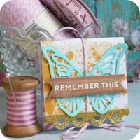 21 - sizzix big shot plus starter kit  fustelle - mini album scrap tutorial