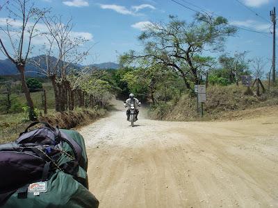 Unterwegs auf Nicoya