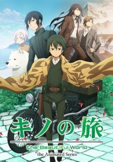 Kino no Tabi: The Beautiful World - The Animated Series - the Beautiful World- the Animated Series (2017)