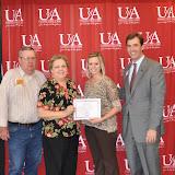 Foundation Scholarship Ceremony Spring 2012