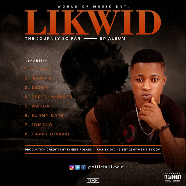 Album: Likwid – The Journey So Far || @officiallikwid