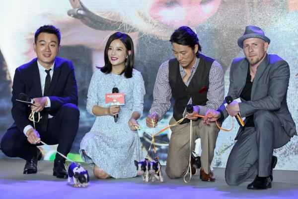 Triệu Vy: Lần này vai diễn của Đồng Đại Vi mới là Tiểu Yến Tử