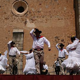 Festival Folklórico en Montijo