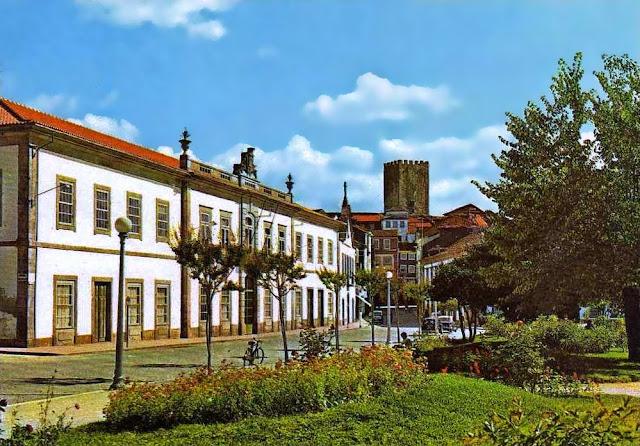 Lamego - Câmara Municipal e Castelo