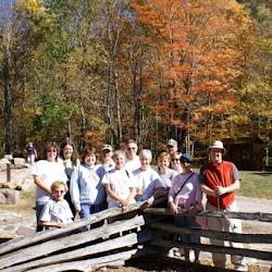 Fellowship Class - 2007-10 Cascades