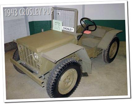 1943 crosley pup - autodimerda.it