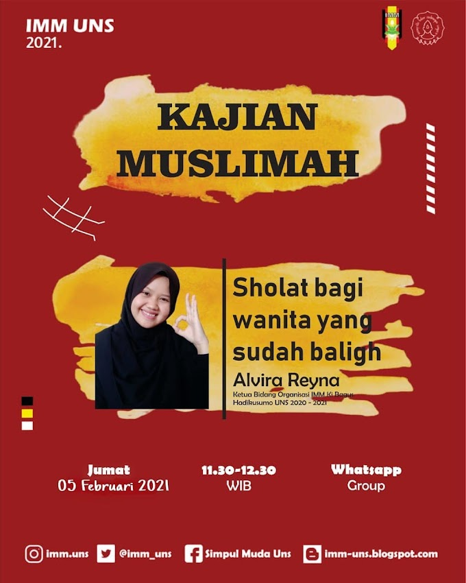 Press Release - Kajian Muslimah #2