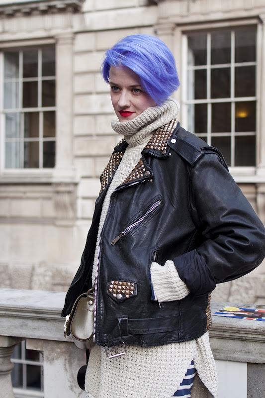 Marianne Theodorsen at London Fashion Week Autumn/Winter 2013