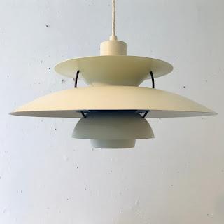 Poulsen Style Light Fixture #3