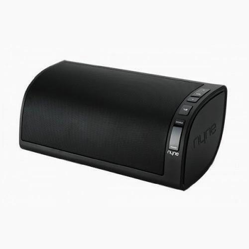 NYNE Portable Bluetooth Enabled Boom Box NYNE-NB-230