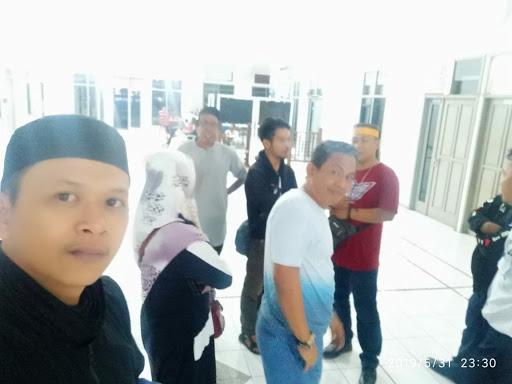 Keberadaan dan Kewenangan Denpom di Pelabuhan Bajoe Dipertanyakan Oleh Wartawan